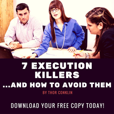 Seven Execution Killers - sidebar